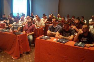 Ξεκίνησε η σχολή προπονητών (UEFA C) από την ΕΠΟ και την ΕΠΣ Έβρου.