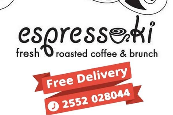 Espressaki - Fresh Roasted Coffee & Brunch | ΟΡΕΣΤΙΑΔΑ